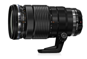 Olympus 40-150mm f2.8 Tele Zoom PRO Lens Black