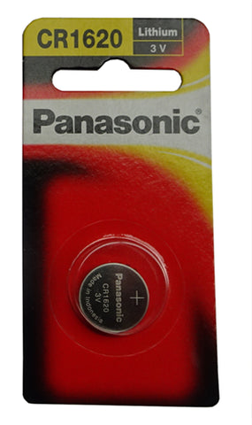 Panasonic Lithium 3V Coin Cell Battery CR1620 1 Pack