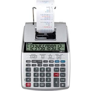 Canon P23DTSCII 12 Digit 2 Colour Print Calculator