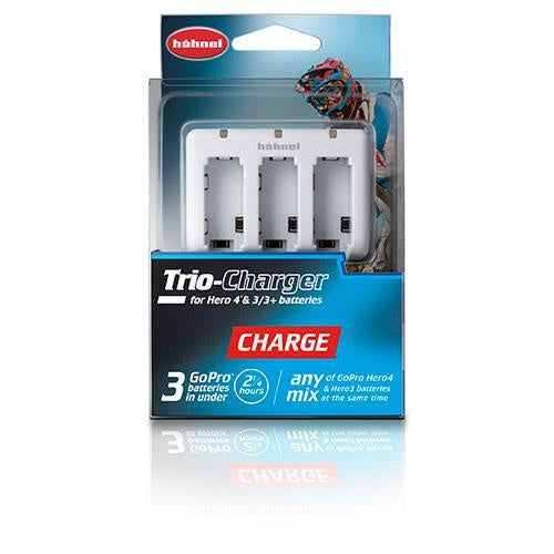 HAHNEL TRIO CHARGER FOR GOPRO