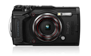 Olympus TG-6 Tough Digital Camera Black