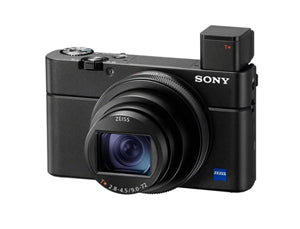 Sony DSC-RX100M7 20.1MP CMOS 4K 24-200mm Digital Camera