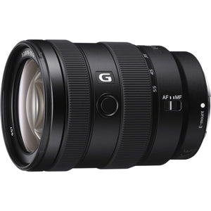 Sony Alpha SEL1655G E 16-55mm F2.8 G E Mount Lens