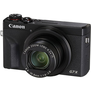 Canon PowerShot G7 X Mark III 20.1MP CMOS 4x Digital Camera Black