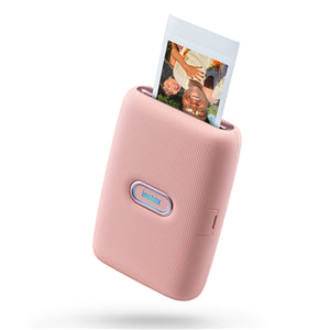 Fujifilm Instax Mini Link Photo Printer - Dusty Pink