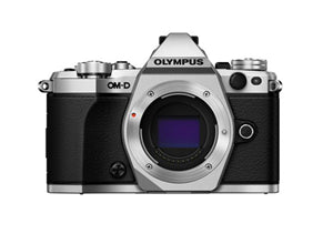 Olympus OM-D E-M5 Mark III Body Only Silver