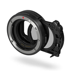 Canon Drop-In Filter Mount Adapter EF-EOS R with Variable ND