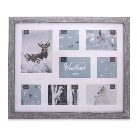 Kenro Woodland Collage Frame