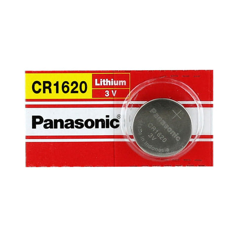 Panasonic CR1620 button cell battery