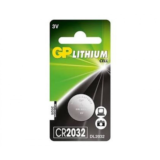 GP CR2032 BATTERY