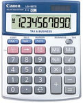 Canon LS-100TS Solar & Battery 10 Digit Calculator