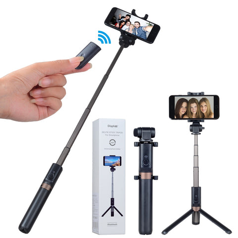 DISPHO BLUETOOTH TRIPOD SELFIE STICK