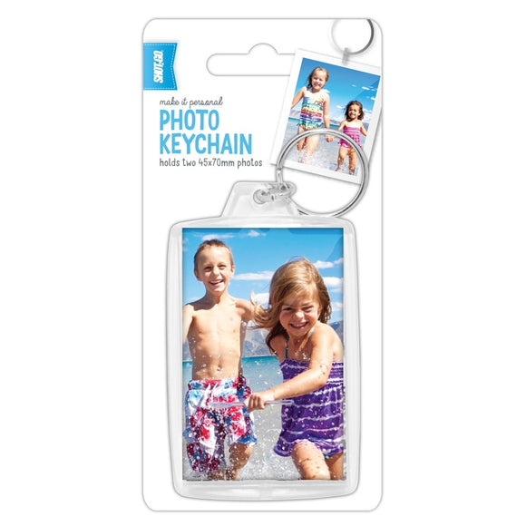 SHOT2GO PHOTO KEYCHAIN 45X70 LGE