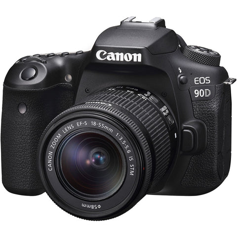 Canon EOS 90D w/18-55mm STM EF-S