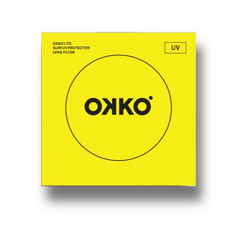 OKKO Lite 62mm UV Filter