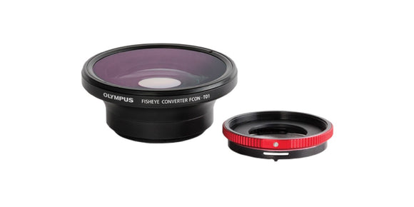 Olympus FCON-T01 Fisheye Converter for CLA-T01