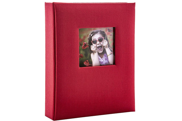 Kenro Aztec Mini Album Red 6x4