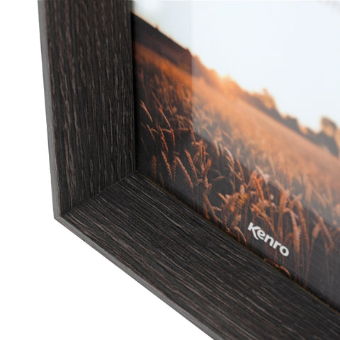 "Kenro Horizon Frame 6x4"" - Dark Oak"