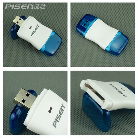 Pisen SD Card Reader USB 2.0