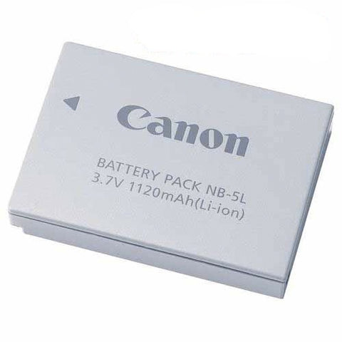 CANON NB-5L LI-ON BATTERY