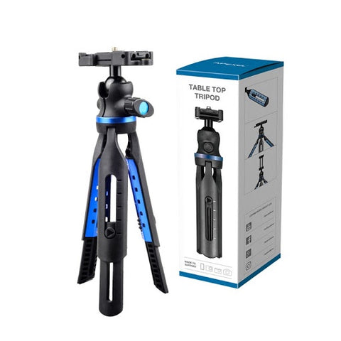Apexel Table Top Tripod - Retractable