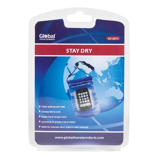 GLOBAL STAY DRY LARGE WATERPROOF POUCH