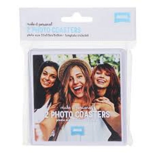 SHOT2GO PHOTO COASTER 2 PK