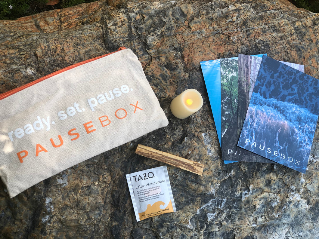 Pause Box Alter Bag of Sacred Supplies Starter Kit [not subscription]