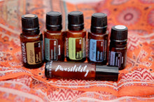 Load image into Gallery viewer, Pausibility Essential Oil Blend [with Gift Pouch & Crystal]