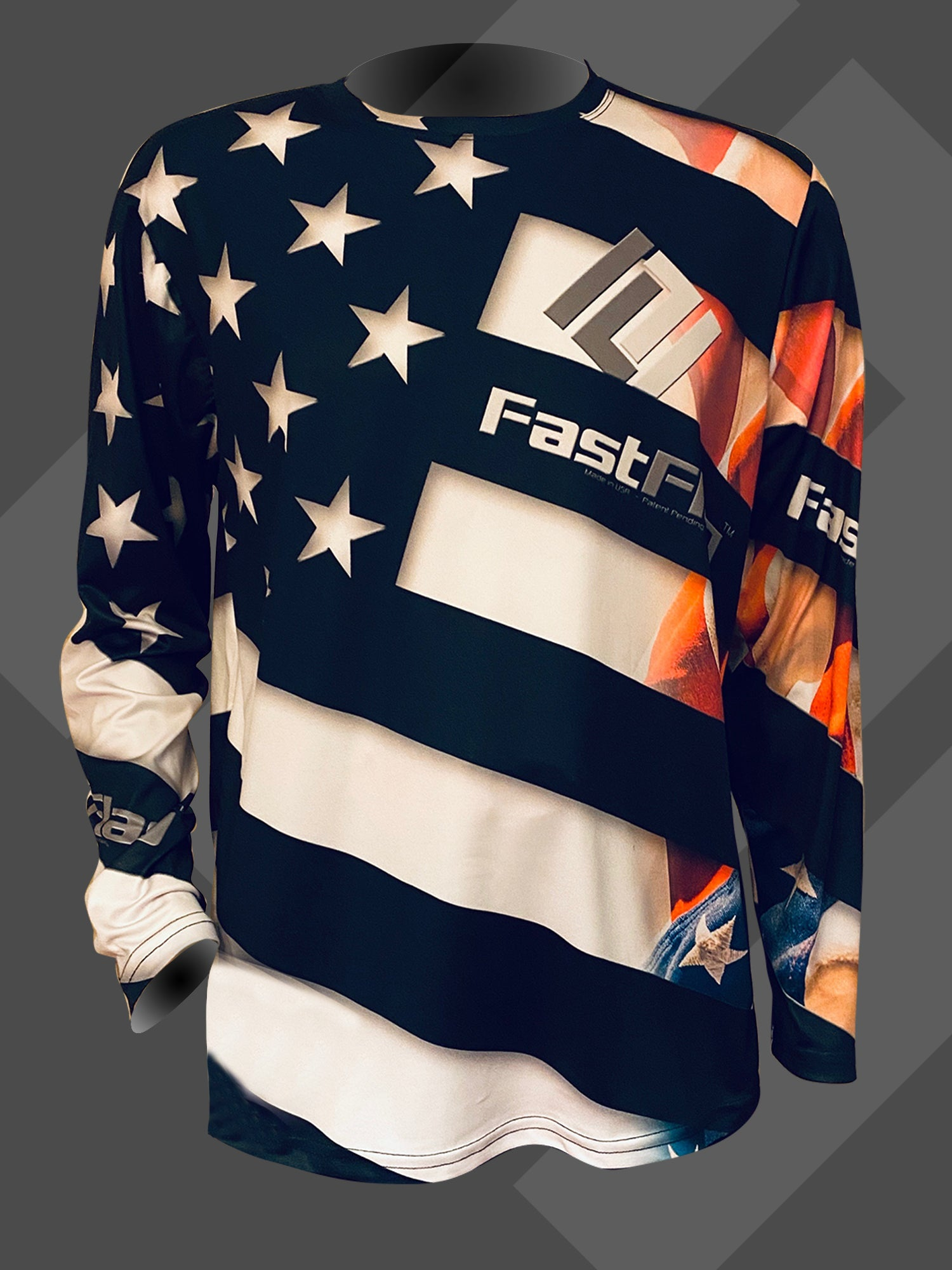 FF PATRIOT LONG SLEEVE SHIRT