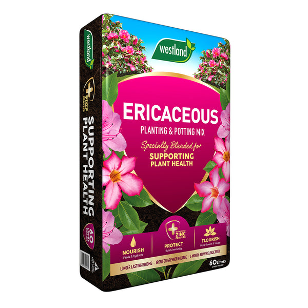 Westland Ericaceous Planting & Potting Mix 50L - 2 FOR £14