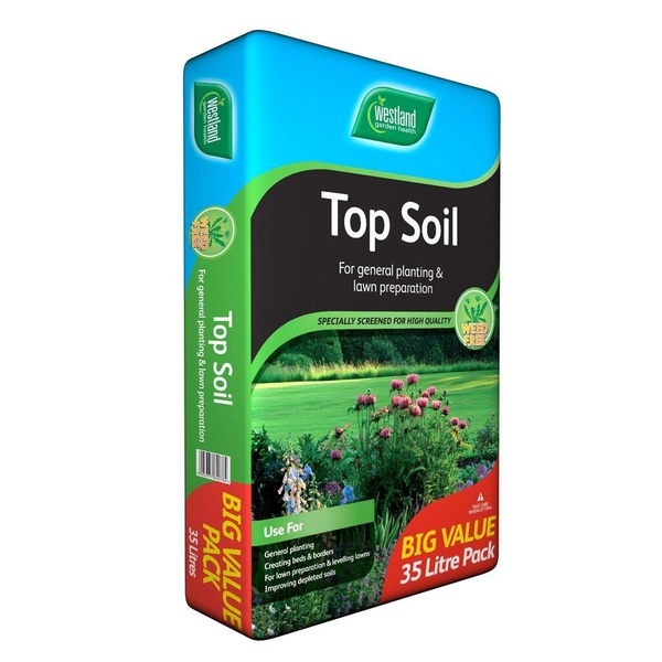 Westland Top Soil 35L - 3 FOR £12