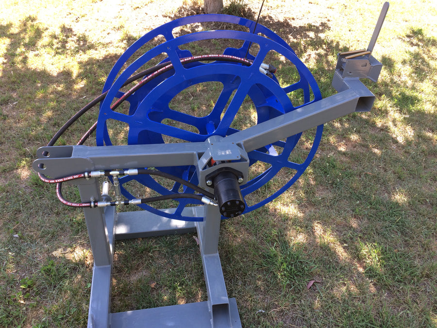 Farm Model Wire Winder