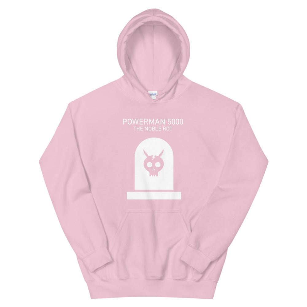 The Noble Rot Unisex Hoodie - Official Powerman 5000 Merch