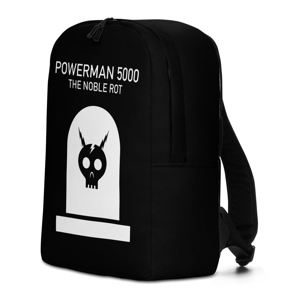 The Noble Rot Backpack - Official Powerman 5000 Merch