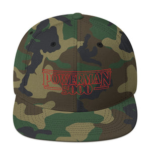 Stranger Snapback Hat - Official Powerman 5000 Merch