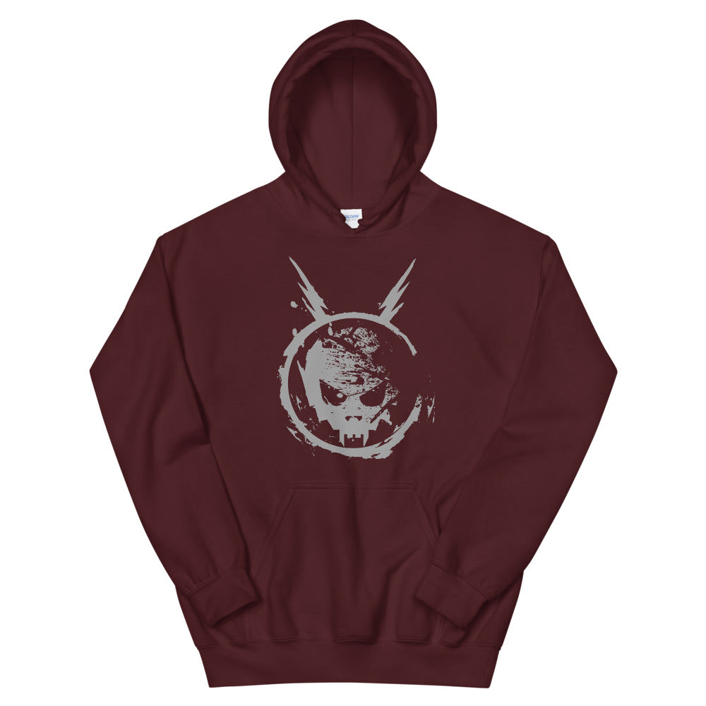 Space Skull Unisex Hoodie - Official Powerman 5000 Merch