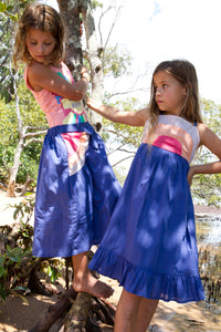 Palm Bay Skirt | Blue Reef