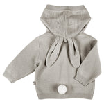 Load image into Gallery viewer, Little Bunny Cardigan in Sand