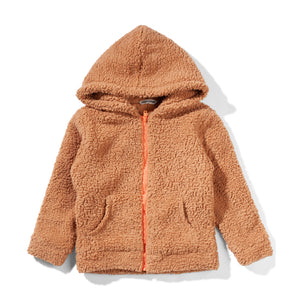 Leo Moon Jacket | Light brown
