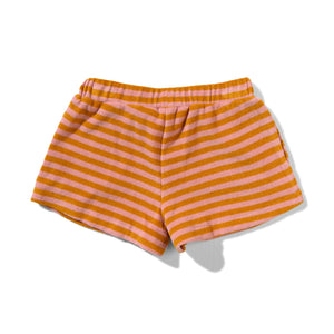 Selma Short | Mustard Melow Rose