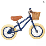 Load image into Gallery viewer, Ban wood bike - navy