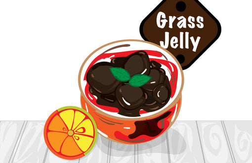Tender Grass Jelly