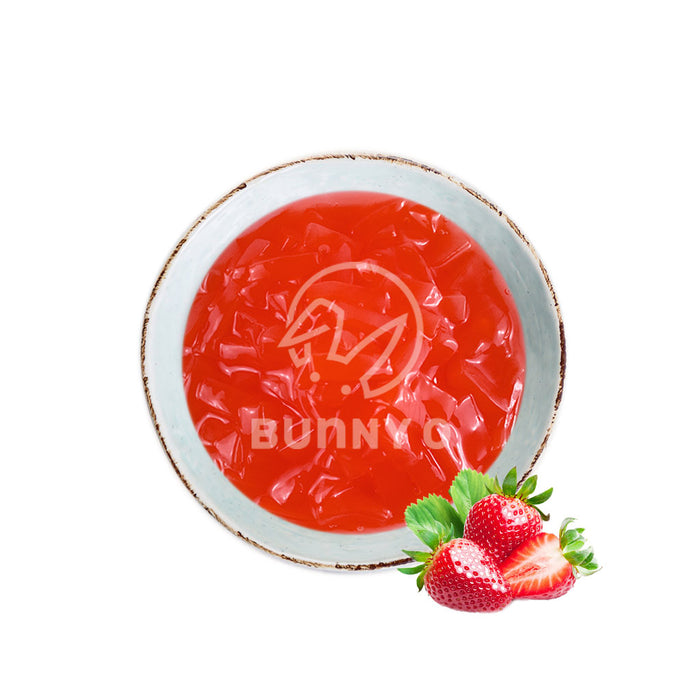 Strawberry Jelly-Jelly-AB Distribution Bubble Tea