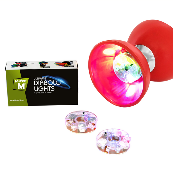 "The Ultimate ""Diabolo Light"" Set"