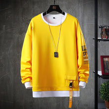 Load image into Gallery viewer, 2020 Solid Color Sweatshirt Men Hoodies Spring Autumn Hoody Casual Streetwear Clothes