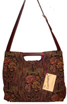 Knitting Bag Medium with Shoulder Strap