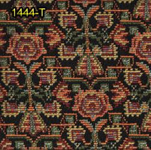 Load image into Gallery viewer, The Authentic Carpetbag       ---       Weekender - Victorian Carpet bag- Carry on- Vintage - Mary Poppins