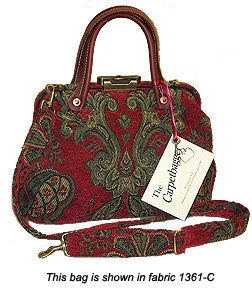 Carpetbag Purse