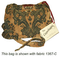 'The Lodema' Carpetbag